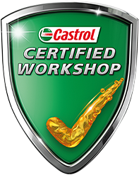 Castrol certified workshop